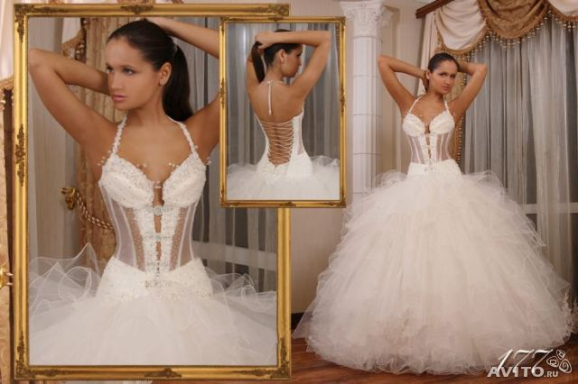 Свадебное платье купить в украине тц барабашово