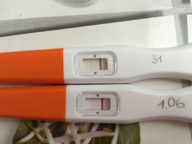 Струйный тест мама на беременность отзывы