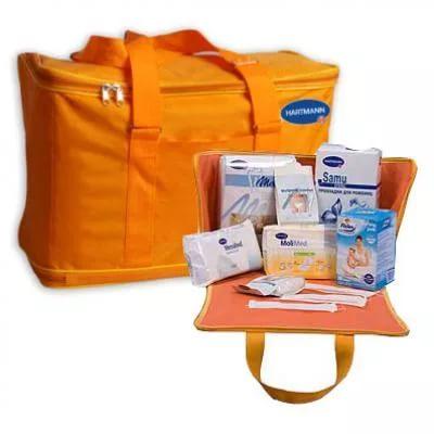 Готовые сумки в роддом для беременных женщин купить в