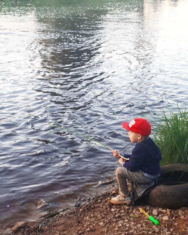 начинающий рыболов с картинками специальной