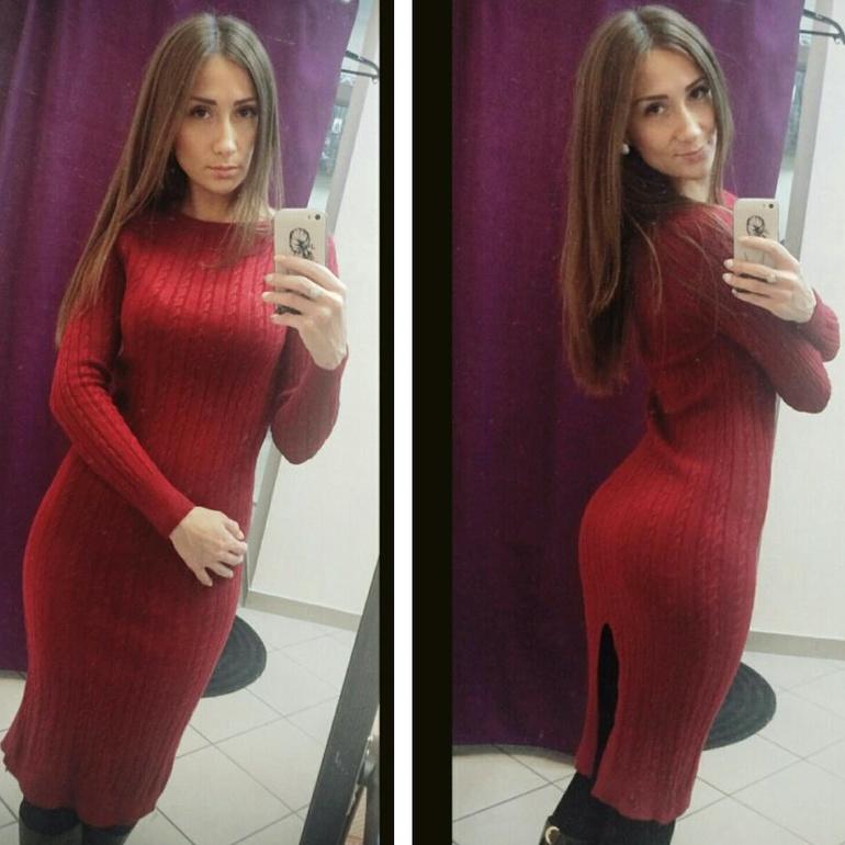 Беременные в платье лапша