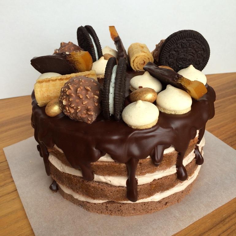 Торт прага - фото