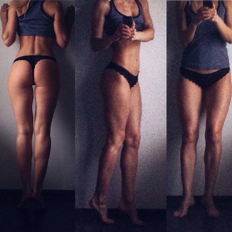 У девушки мускулистые ноги, порно видео лесби в цветных колготках