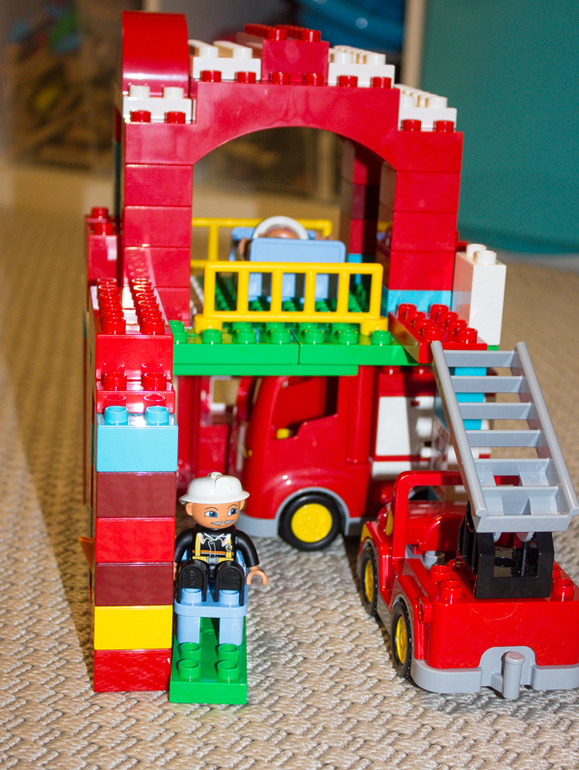 LEGO DUPLO 10593 Пожарное депо - запись пользователя Mariya Lu ...