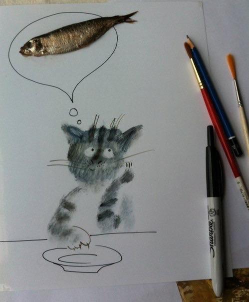 Я художник я так вижу картинка - 8d5a