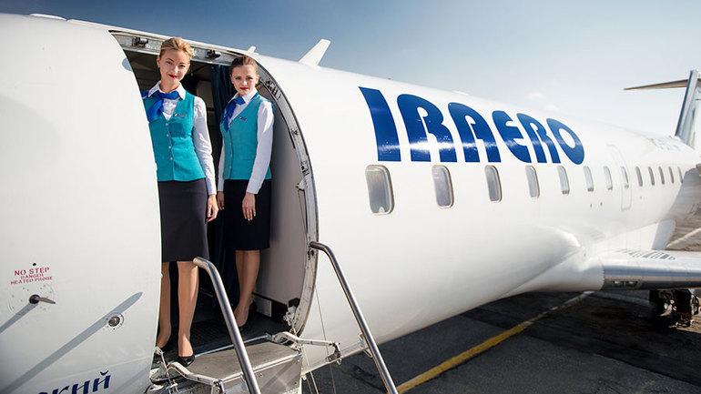 """""""ИрАэро"""" завтра добавит рейсы из Владивостока в Москву с двух до трёх в неделю"""