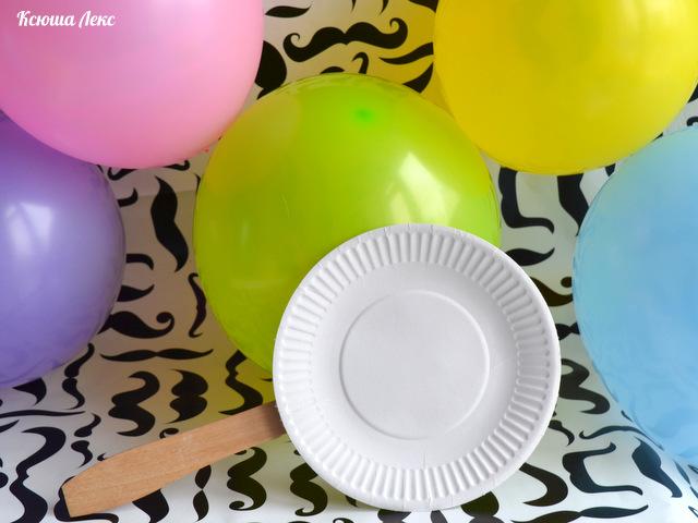 Игры для детей с шариками воздушными