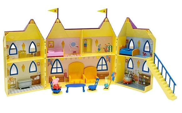 Свинка Пеппа - игрушки для современных детей
